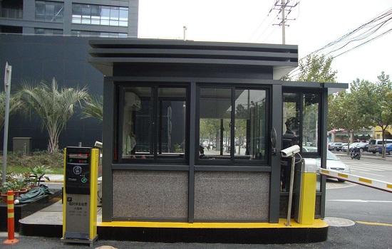 流动性特别强的车站适合使用哪几种岗亭?